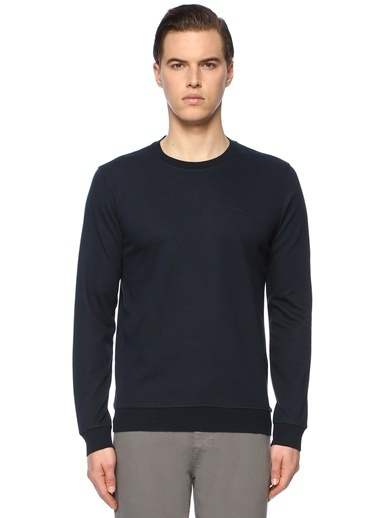 George Hogg Erkek  Sweatshirt 7003939 Lacivert